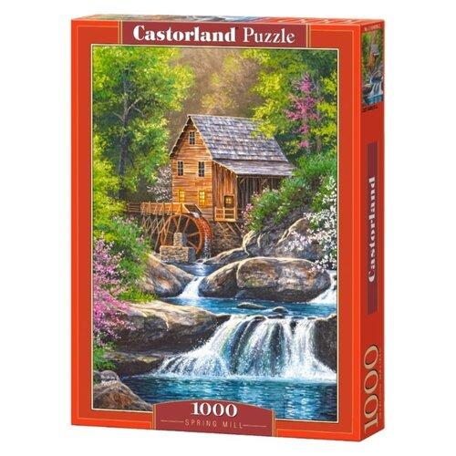 Купить Пазл Castorland Spring Mill (C-104055), 1000 дет., Пазлы