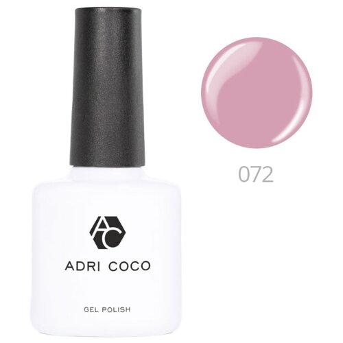 Купить Гель-лак для ногтей ADRICOCO Gel Polish, 8 мл, 072 пепельно-лиловый