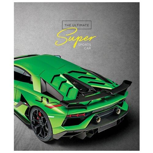 Купить ArtSpace Упаковка тетрадей Авто. Ultimate super cars Т80к_26693, 5 шт./5 дизайнов, клетка, 80 л., Тетради