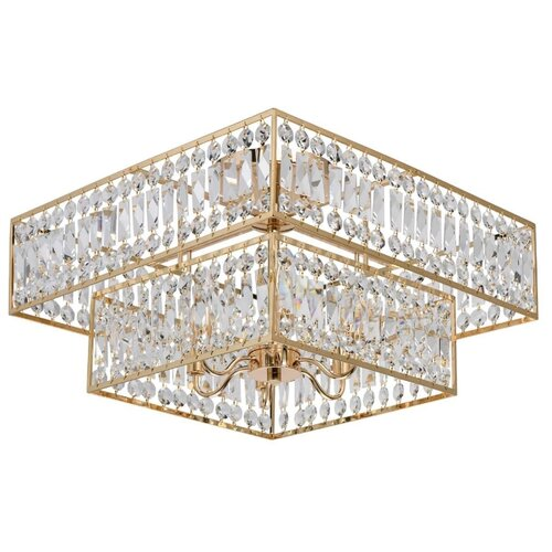 Люстра MW-Light Монарх 121012006, E14, 240 Вт люстра mw light лаура 345012806 e14 240 вт
