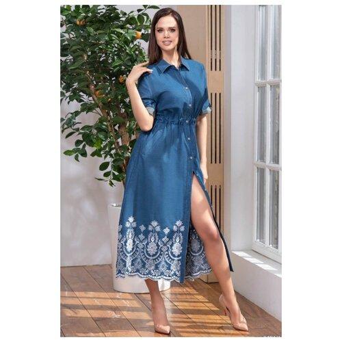 Пляжное платье Mia-Mella Montana размер S синий