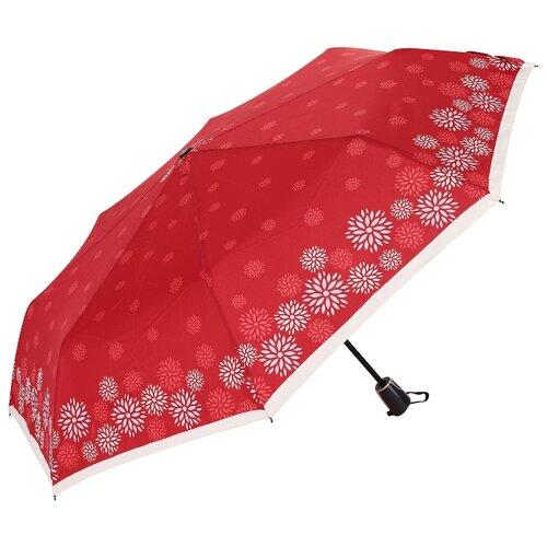 Фото - Женский зонт складной Doppler, артикул 74414652903, модель Classic мужской зонт трость doppler артикул 71963dmas спицы из фибергласа купол 130 см вес 350 грамм