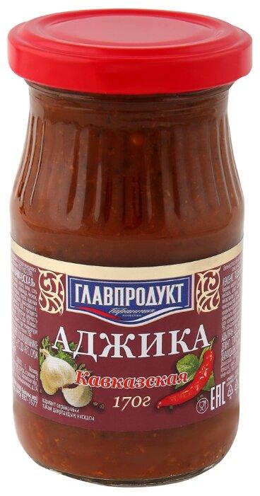 Аджика Главпродукт Кавказская, 170 г