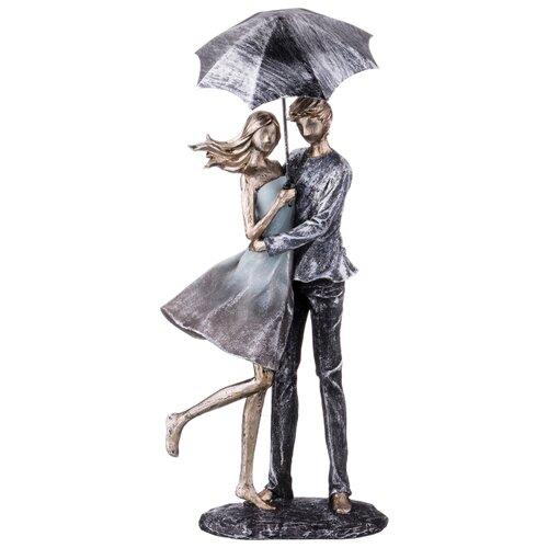 Фото - Статуэтка Lefard Влюбленные Серия Фьюжн 18,5х11,5х35,5 см (162-359) статуэтка lefard йога серия фьюжн 13 5х7х18 5 см 162 700