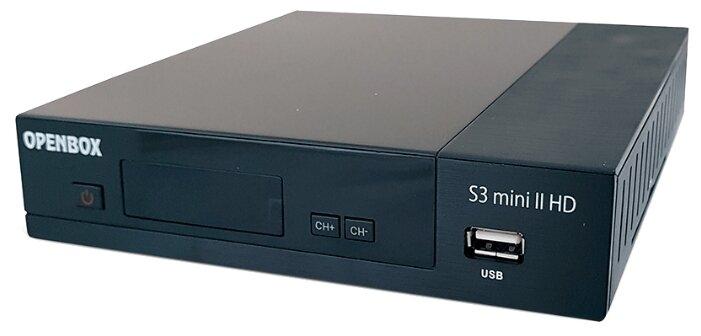 Спутниковый ресивер Openbox S3 Mini II