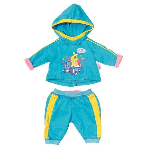 Фото - Zapf Creation Набор одежды для куклы Baby Born 823774 голубой набор аксессуаров zapf creation