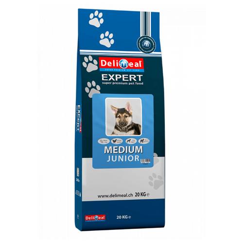 Корм для собак Delimeal (20 кг) Essentials/Expert Medium Junior