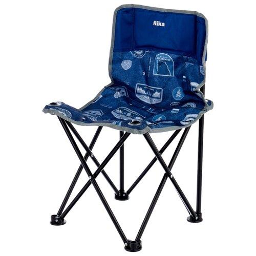 Стул Nika Премиум 2 джинс/синий кресло nika премиум 6 синий серый