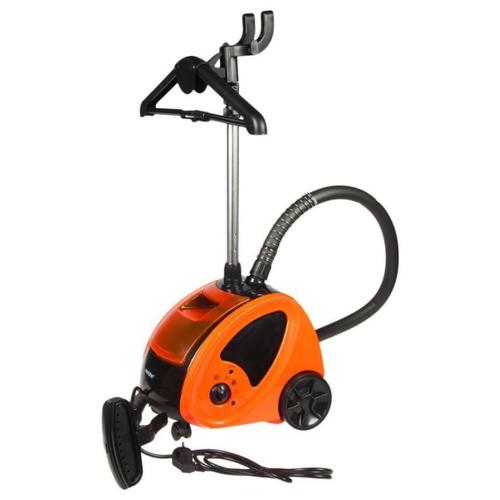 Отпариватель Monster MB-10300, оранжевый/черный отпариватель monster ms 10813
