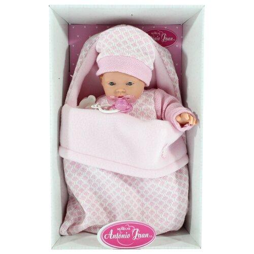 Купить Кукла Antonio Juan Мерсе в розовом в конверте, 27 см, 1115Р, Куклы и пупсы