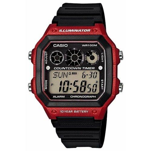 Наручные часы CASIO AE-1300WH-4A часы casio ae 1300wh 4a