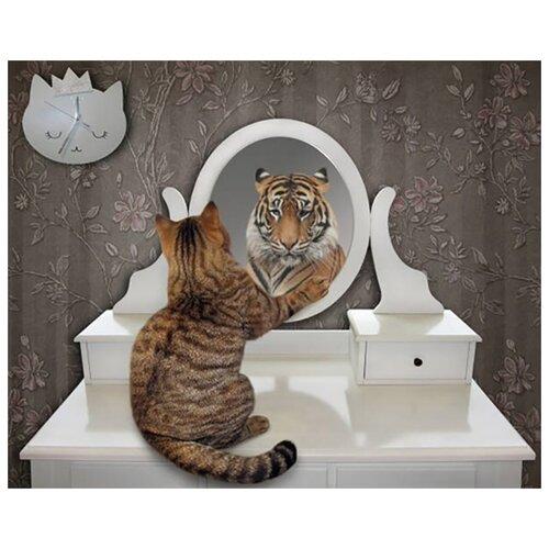 Фото - Картина по номерам Molly Отражение, 40x50 см картина по номерам molly 40х50 см отражение