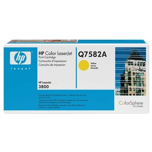 Фото - Картридж ориг. HP Q7582A желтый для Color LJ 3800/CP3505 (6000стр), цена за штуку, 96257 картридж ориг hp c9722a желтый для color lj 4600 4650 8стр цена за штуку 83733