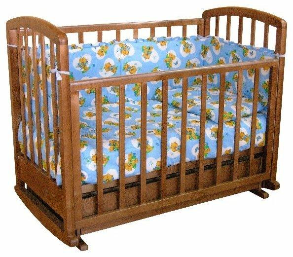 Кроватка Фея 611