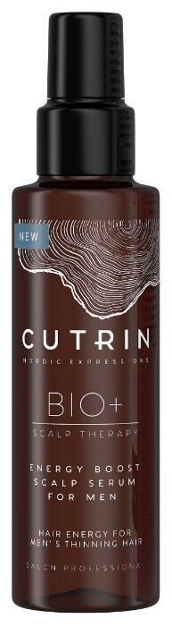 Cutrin BIO+ Сыворотка-бустер для укрепления волос у мужчин