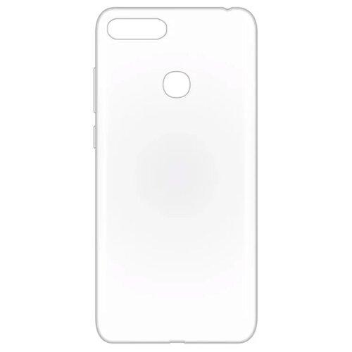 Купить Чехол LuxCase TPU для Honor 7A Pro / 7C (прозрачный) бесцветные