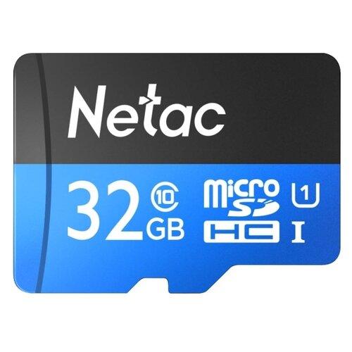 Фото - Карта памяти Netac NT02P500STN-032G-S карта памяти netac nt02p500stn 016g s
