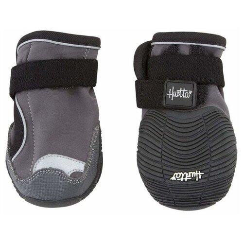 Hurtta Outdoors Outback Boots - Ботинки для собак (гранитные) 2шт 82443 M