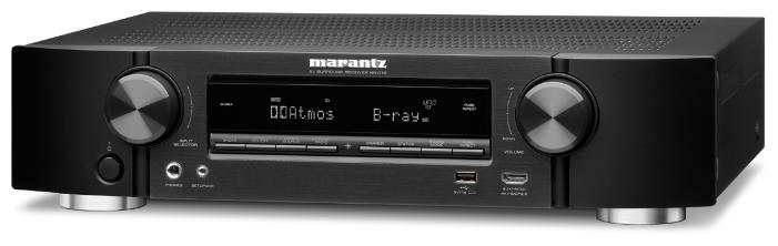 AV-ресивер Marantz NR1710 — купить по выгодной цене на Яндекс.Маркете