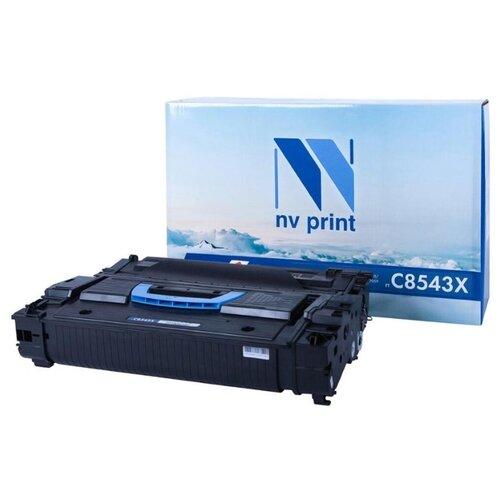 Картридж совм. NV Print C8543X (№43X) черный для HP LJ 9000/9040/9050 (30000стр), цена за штуку, 134781