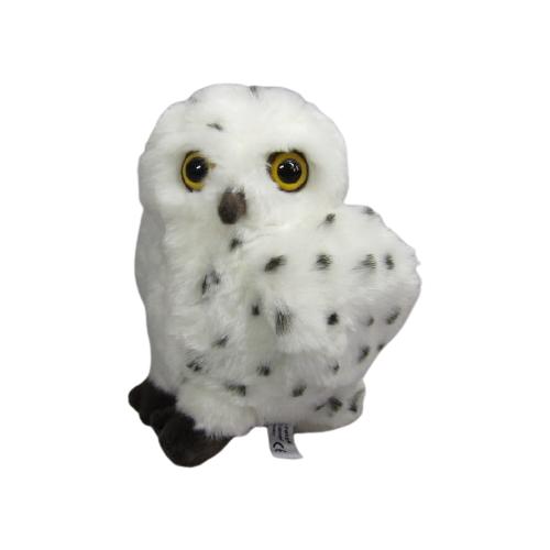 Мягкая игрушка Leosco Полярная сова 20 см