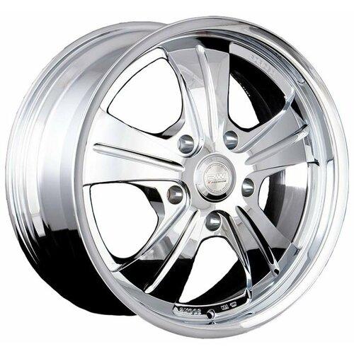 Фото - Колесный диск Racing Wheels HF-611 9x20/5x130 D71.6 ET45 Chrome смеситель zorg zr 313yf 33 chrome