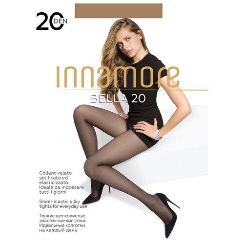 Колготки Innamore Bella 20 den, размер 5-XL, daino (бежевый) колготки innamore body slim 40 den размер 5 xl daino бежевый