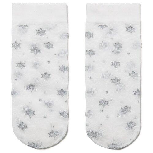 Фото - Носки Conte Elegant размер 20, bianco комплект conte elegant conte elegant mp002xw13v8a