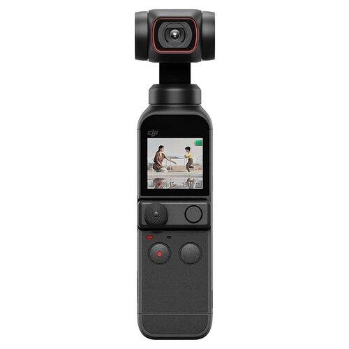 Фото - Экшн-камера DJI Pocket 2 Creator Combo черный квадрокоптер dji mavic air fly more combo черный