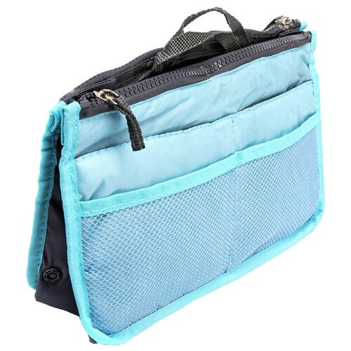 цена на Органайзер для сумки BRADEX для сумки «СУМКА В СУМКЕ», голубой