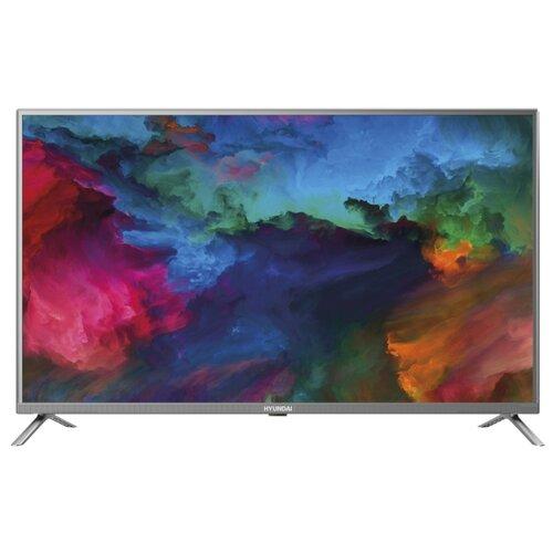 Фото - Телевизор Hyundai H-LED43ES5001 43 (2019) серый металлик телевизор