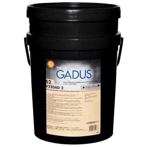 Автомобильная смазка SHELL Gadus S2 V220AD 2 18 кг