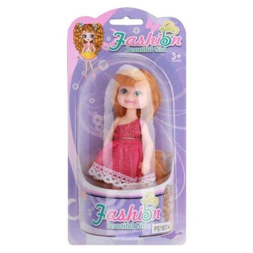 Фото - Кукла Наша Игрушка 15 см (200421930) кукла наша игрушка на прогулке 15 см лошадка