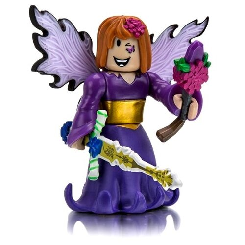Купить Игровой набор Jazwares Roblox Queen Mab of the Fae ROG0108, Игровые наборы и фигурки