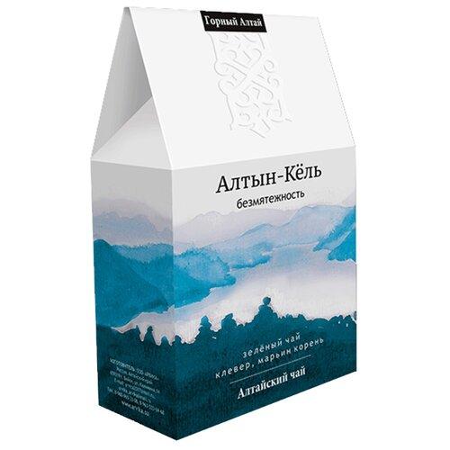 Чай зеленый Горный Алтай Алтын-Кель, 50 г косметика зеленый алтай