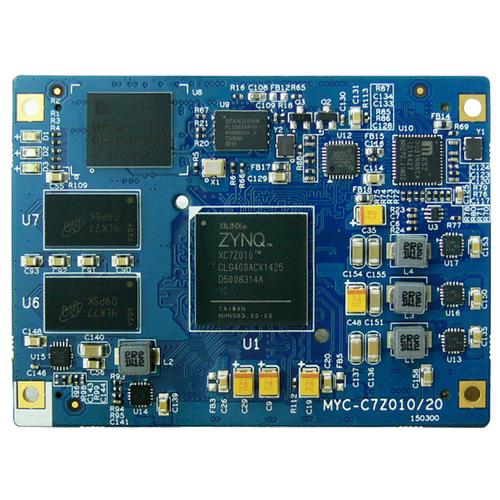 Микрокомпьютер MYIR MYC-C7Z010-4E1D-667-C