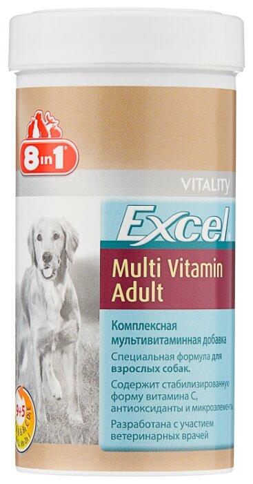 Добавка в корм 8 In 1 Excel Multi Vitamin Adult для взрослых собак