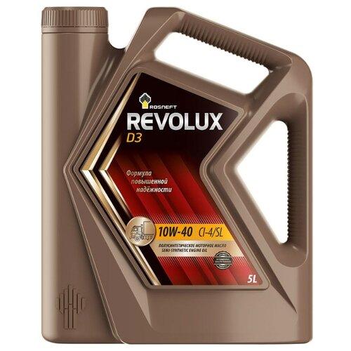 Моторное масло Роснефть Revolux D3 10W-40 5 л