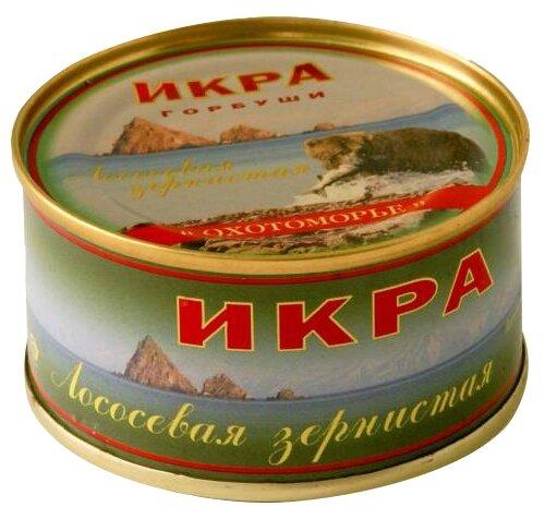 Охотоморье Икра красная лососевая