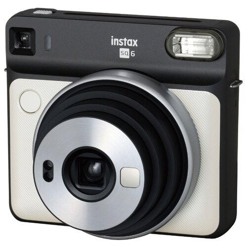 Фото - Фотоаппарат моментальной печати Fujifilm Instax SQ 6 pearl white фотоаппарат fujifilm instax mini 70 white