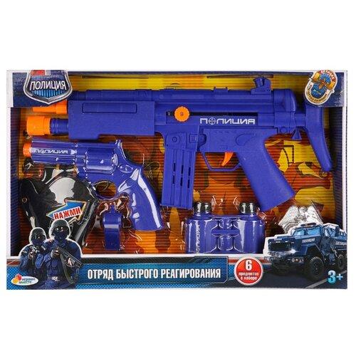 Купить Игровой набор Играем вместе Полиция B926101-R, Полицейские и шпионы