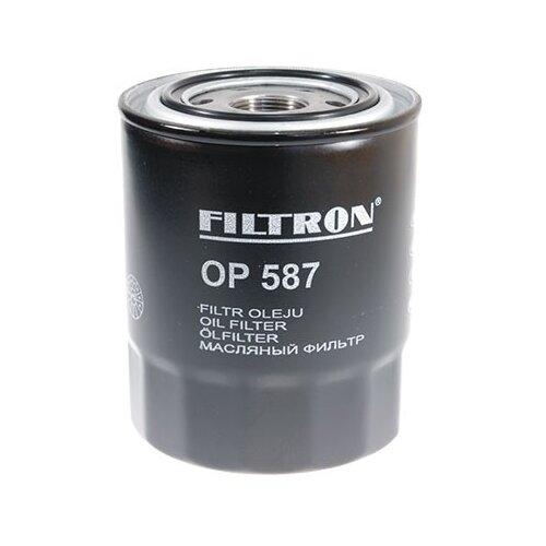 Масляный фильтр FILTRON OP 587