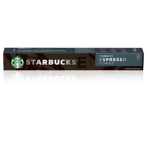 Кофе в капсулах Starbucks Espresso Roast, 10 капс.