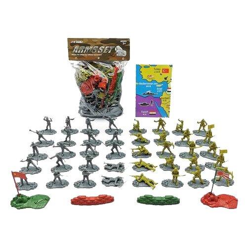 Купить Набор фигурок Shantou Gepai Arms set (Y6456113), Солдатики