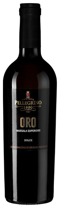 Марсала Pellegrino Marsala Superiore Oro Dolce, 0.5 л