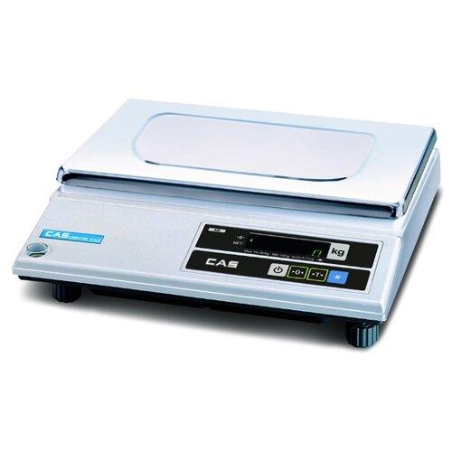 Весы порционные электронные CAS AD-10 cas лабораторные весы cas xe 600