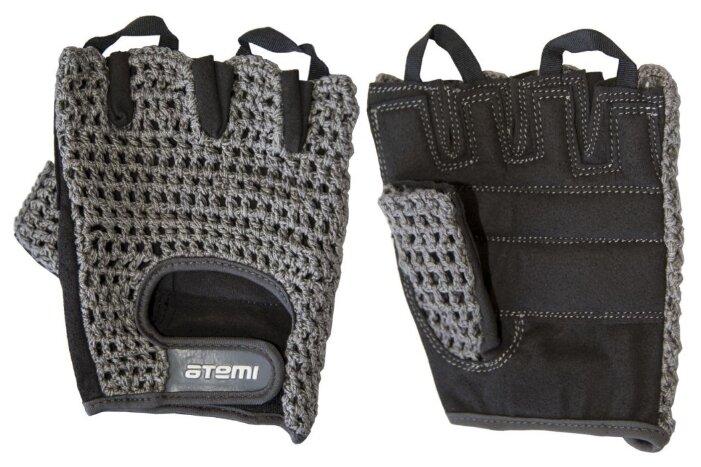 Перчатки ATEMI AFG01