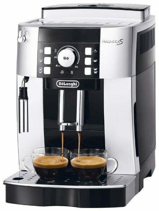 Кофеварка рожковая DeLonghi EC685.M
