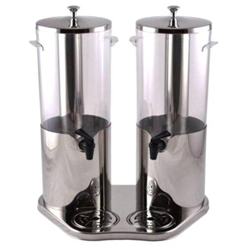 Диспенсер для розлива напитков Sunnex Marbella Range X23588X2 серебристый недорого