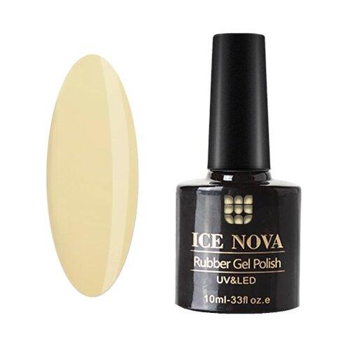 Купить Гель-лак для ногтей ICE NOVA Rubber Gel Polish, 10 мл, 205